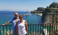 Rudi Jahn: Korfu August 2019 Korfu Stadt