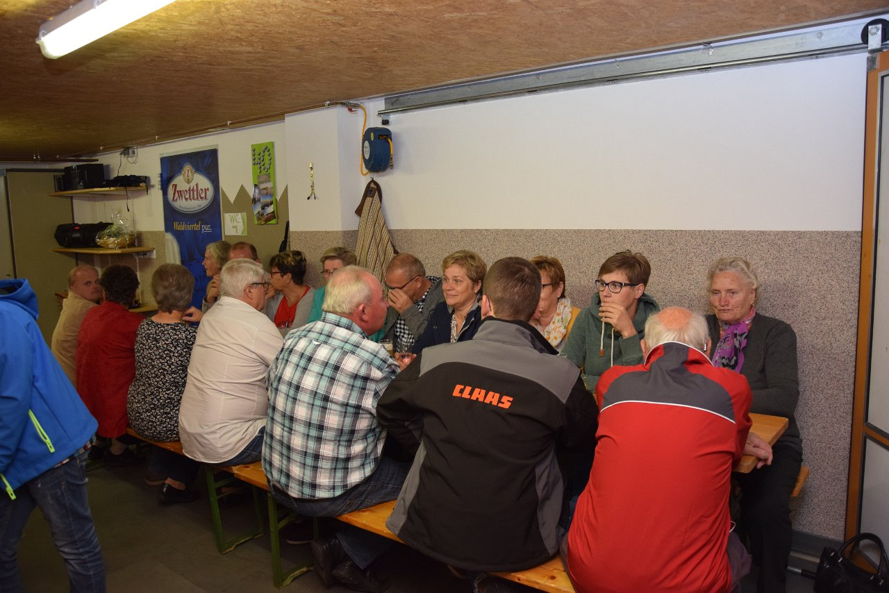 R. Jahn:  40. Geburtstag Martin Faltin 20.08.2018