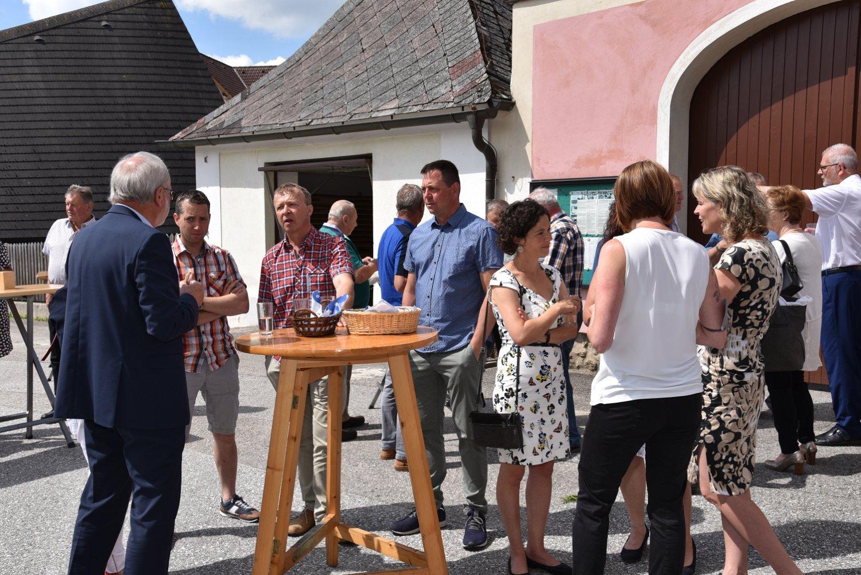 Franz Kitzler: 40jähriges Priesterjubiläum Pater Martin 27.06.2021
