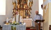 DSC_0820Franz Kitzler: 40jähriges Priesterjubiläum Pater Martin 27.06.2021