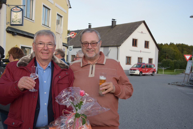 Rudi Jahn: 80er Feier Reinhard Stary 20. September 2019