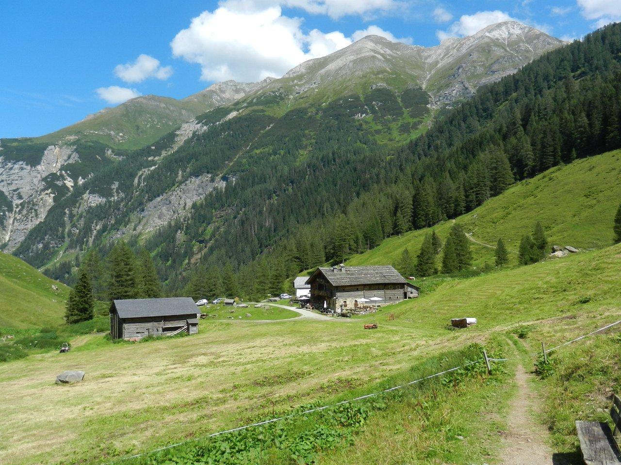 Robert Schnabl: Seidlwinkltal (Litzhofalm, Aufstieg zum Hochtor der Großglockner-Hochalpenstraße und Rauriser Tauernhaus