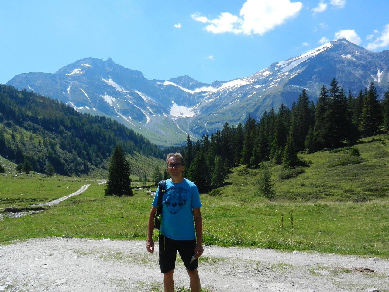 Robert Schnabl: Krumltal – wunderschönes Seitental des Rauriser Tales