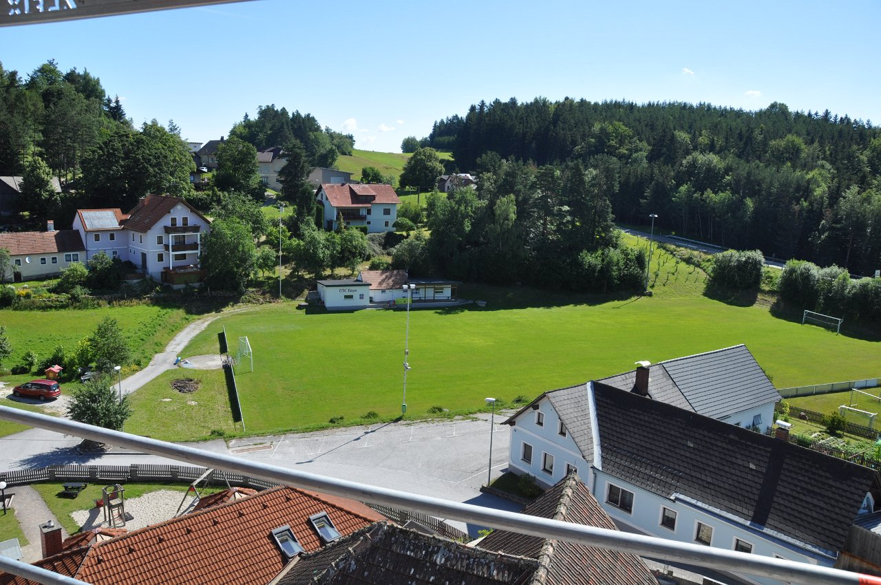 Franz Kitzler: Etzen vom  Turm Juli 2018
