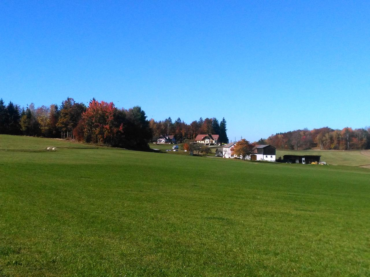 Rudi Jahn: Ober Neustift Herbst 2017