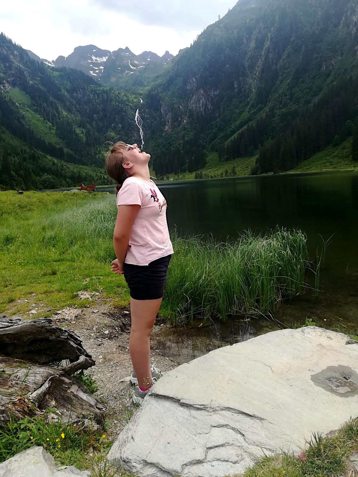 Sylvia Faltin: Wasserfall