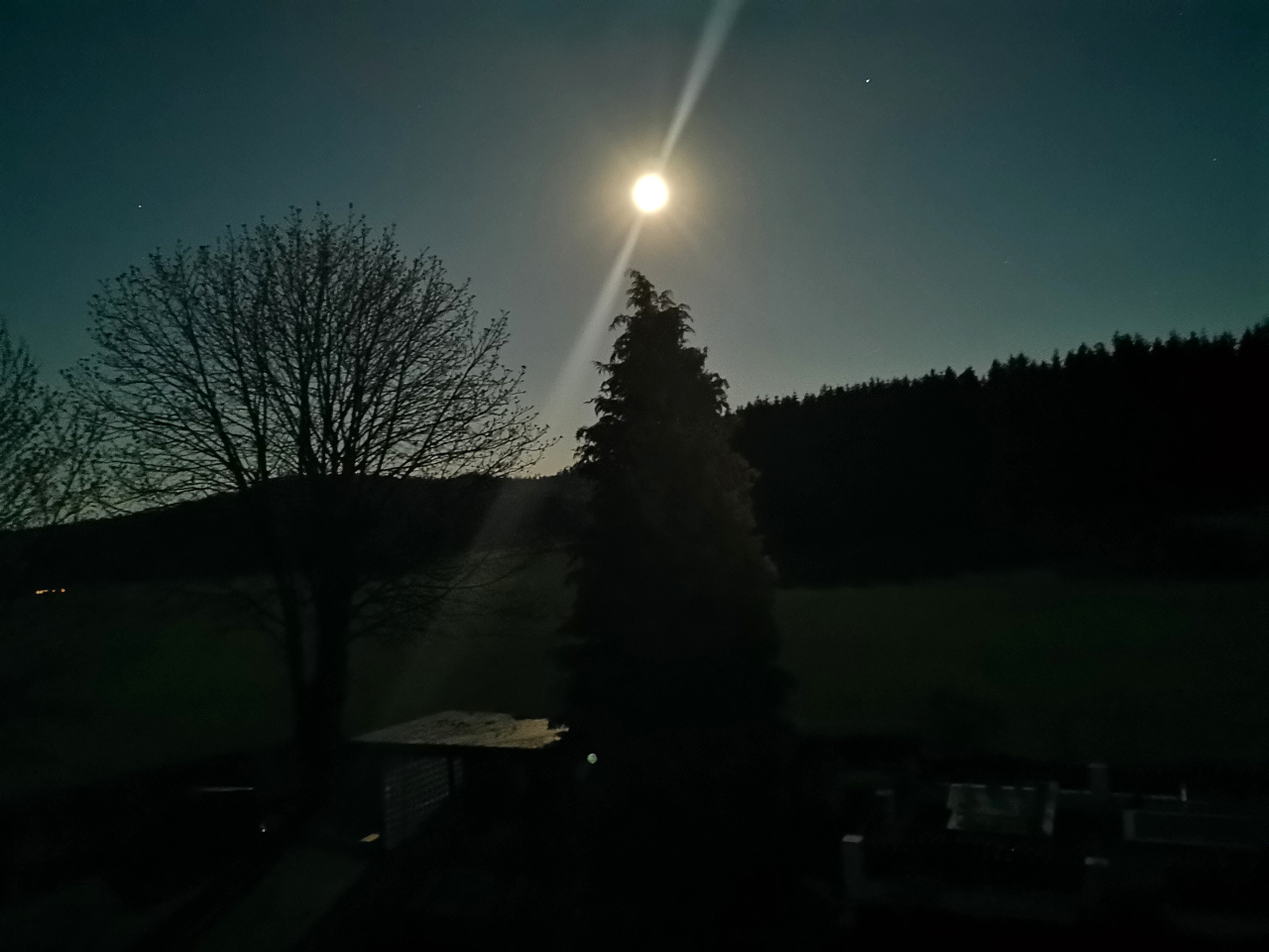 Rudi Jahn: Oster-Vollmond 19.04.2019
