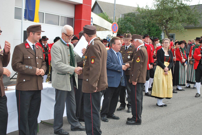 FF Groß Meinharts: Abschnitssfeuerwehrtag 22.09.2019