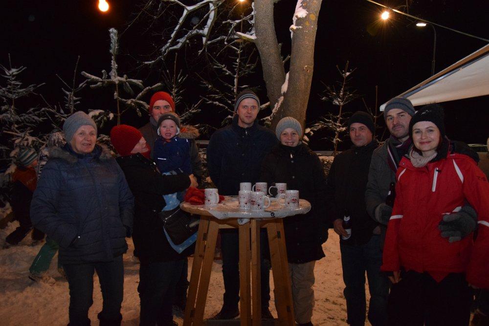 Rudi Jahn: Adventabend Gasthaus Vogl-Gruber 15.12.2018