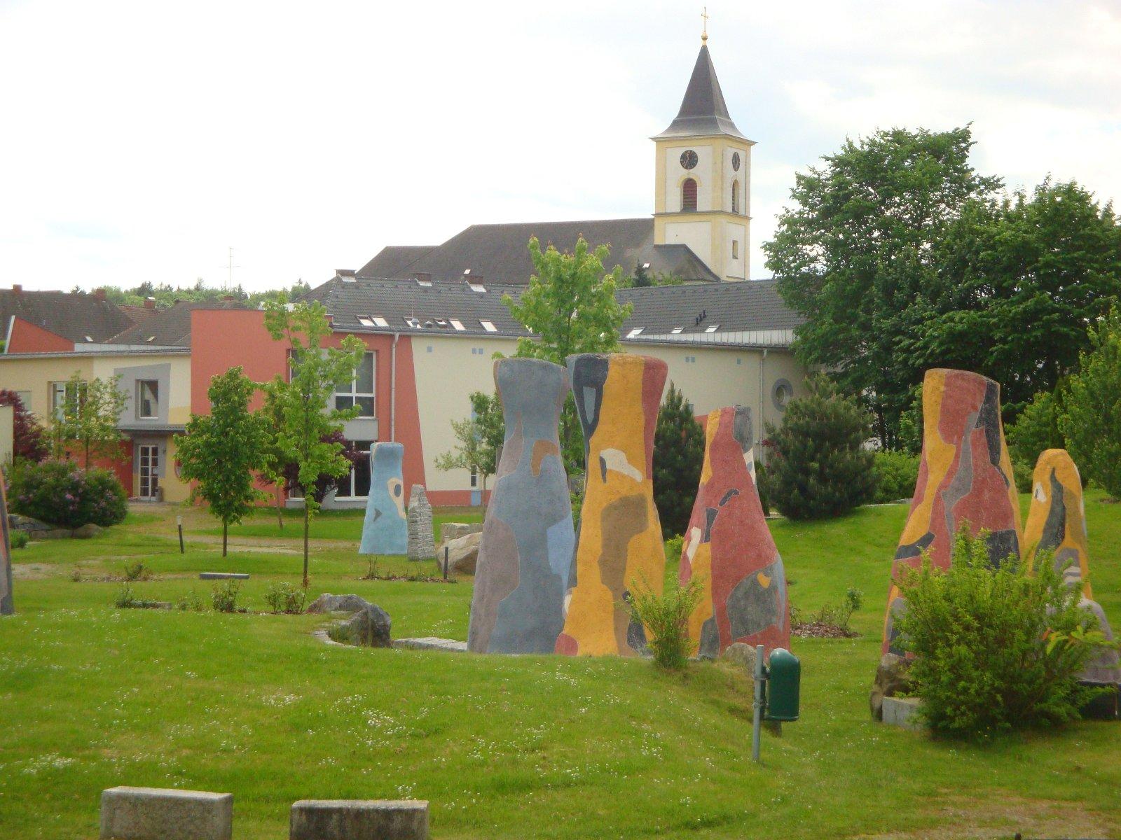 Kunstmuseum mit dem Skulpturengarten Schrems, Juni 2020