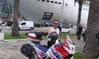 Roland Ertl: Balkan-Motorrad-Tour Juni 2019