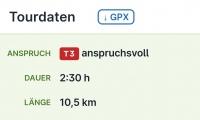 Gerlinde Schulmeister: Hoher Stein in der Wachau 15.08.2021
