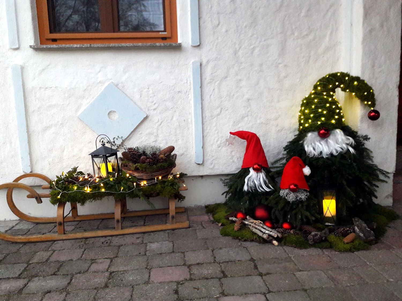 Berger Maria: Advent-Arrangement