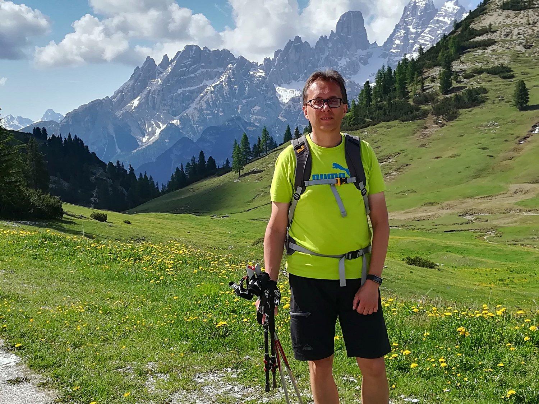 Mag. Robert Schnabl: Monte Cristallo