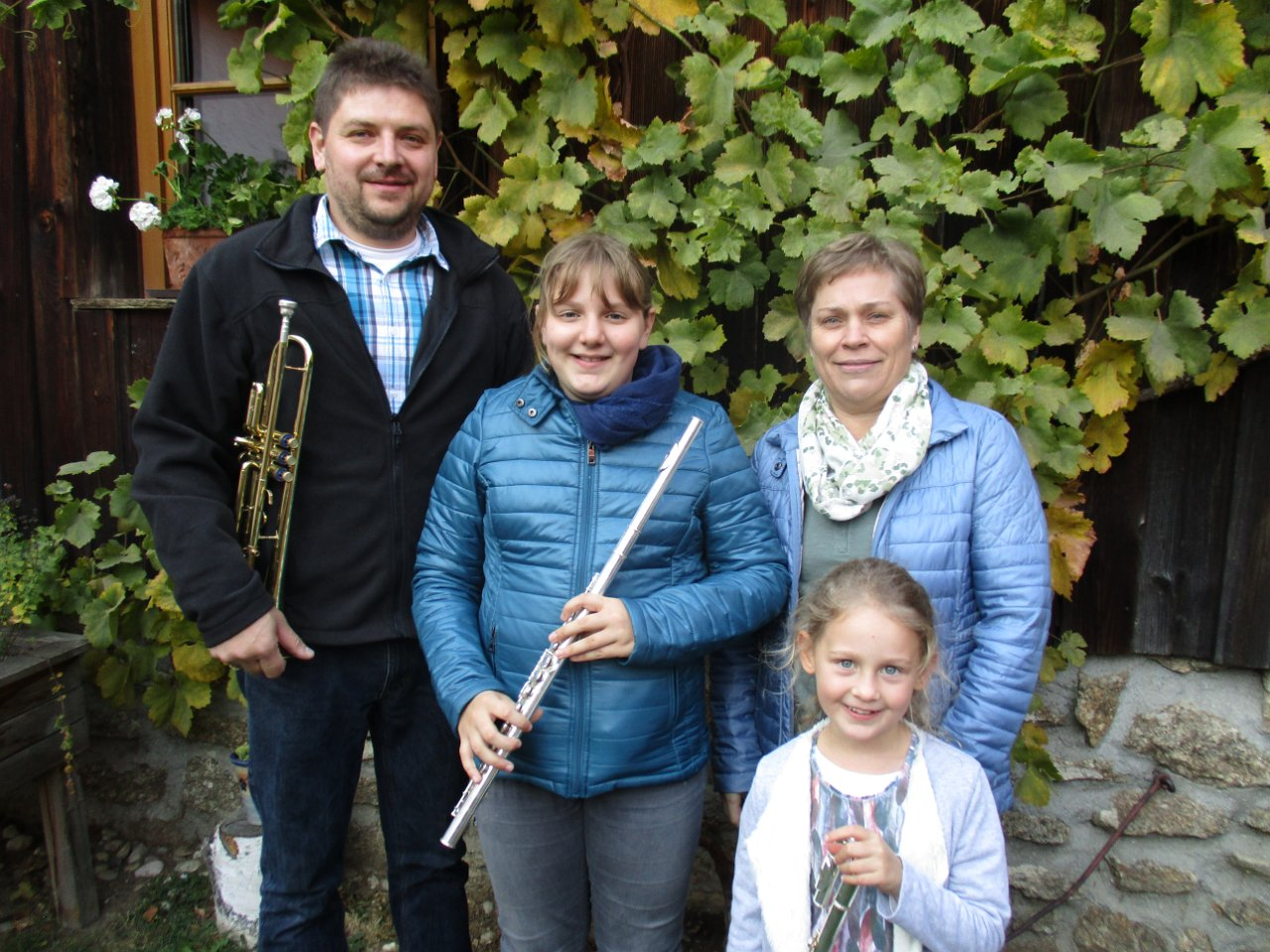 Binder/Faltin: Dorfmesse Josefsdorf 30.0.92017