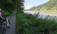 Rudi Jahn: Mit dem Fahrrad durch den Strudengau 11.08.2021