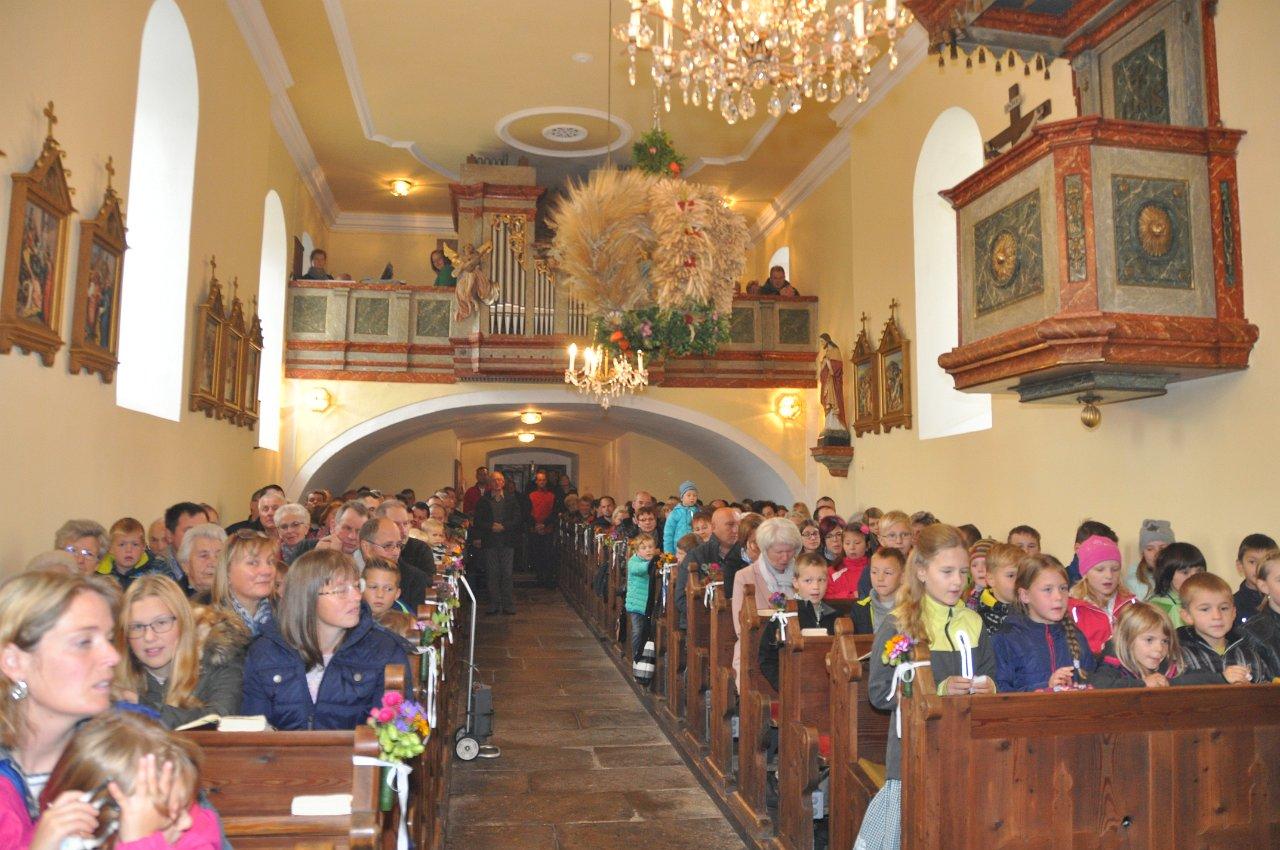 Franz Kitzler: Erntedank 8.10.2017
