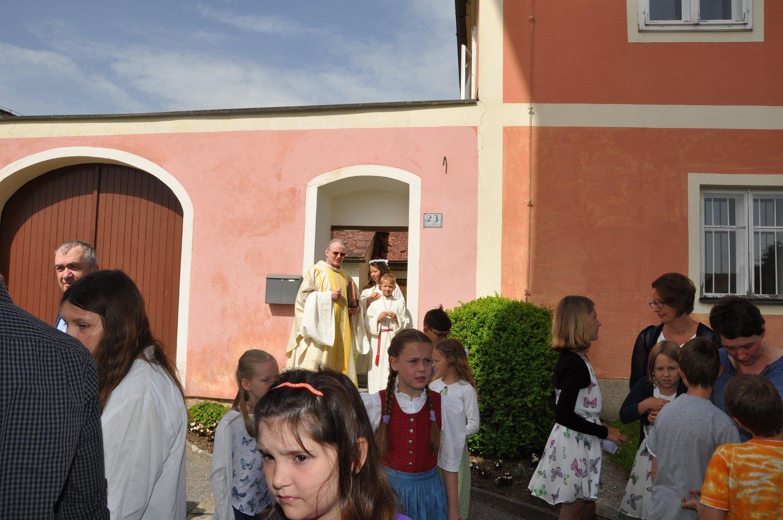 Franz Kitzler: Erstkommunion Etzen 10. Juni 2019