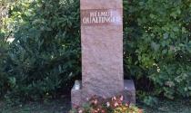 R. Jahn: Zentralfriedhof 30.09.2017 Grab Helmut Qualtinger