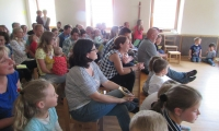 Familienfest im Kindergarten am 25. Mai 2018 (Foto: Kindergarten)