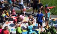 Rudi Jahn: Ferienspiel Etzen 14.07.2018
