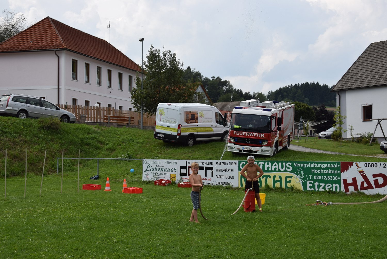 Rudi Jahn: Ferienspiel 24.08.2019 in Etzen