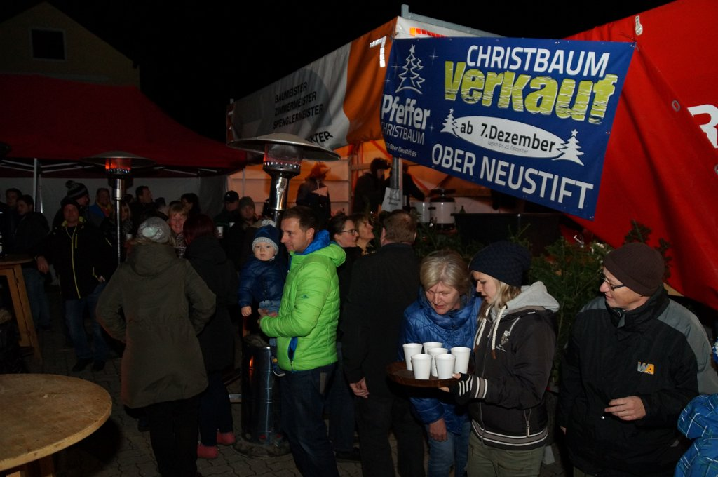 Ernst Grünstäudl: Adventandacht Groß Meinharts 8.12.2018