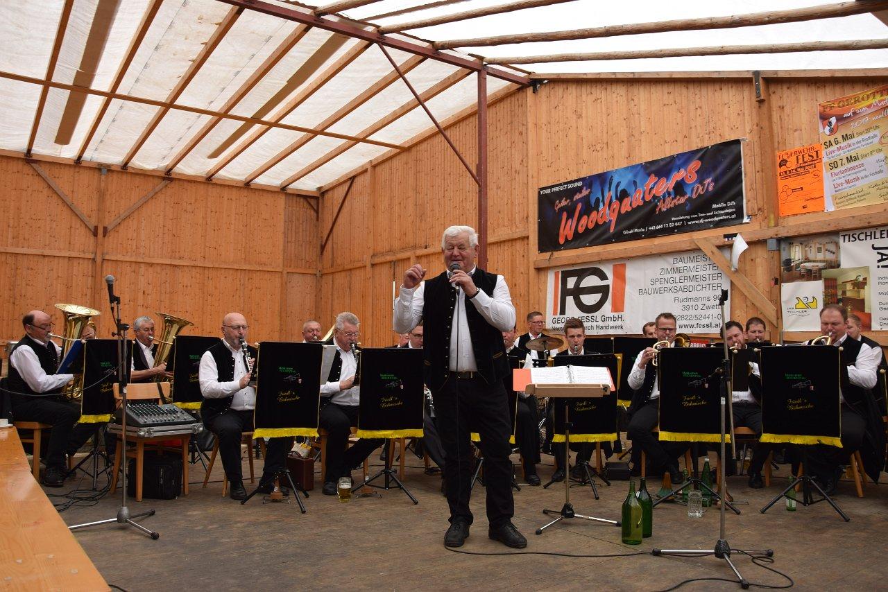 Rudi Jahn: FF Fest Etzen 2017