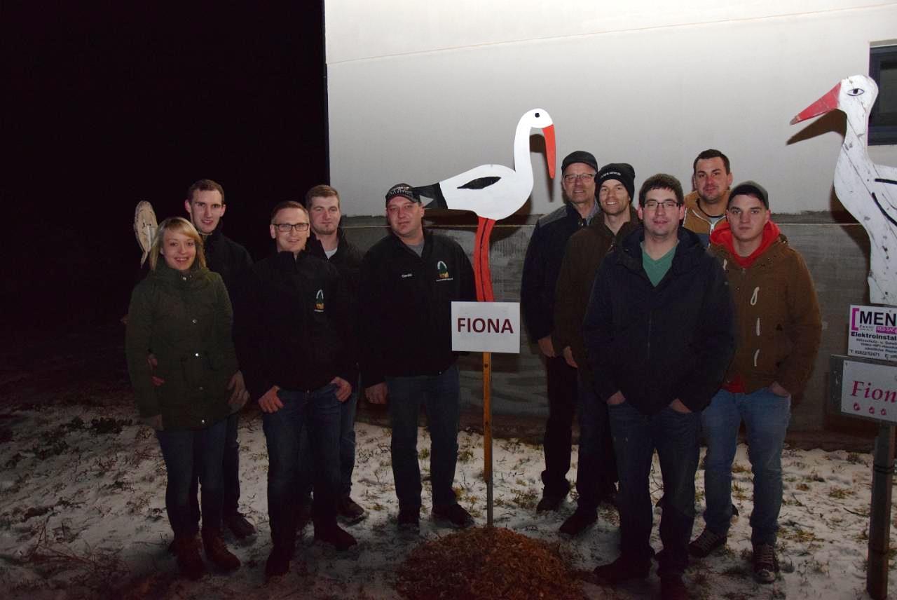 R. Jahn: Storch setzen Fiona Haderer, 18.01.2018