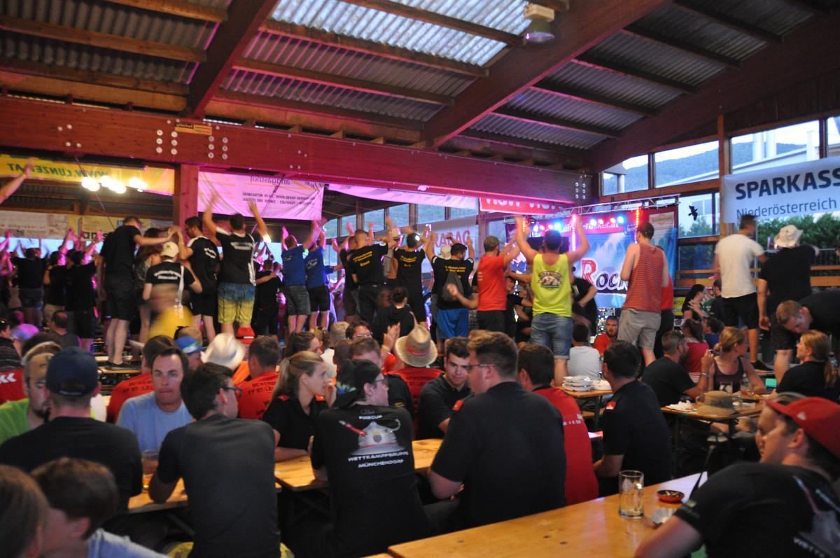 Franz Kitzler: Firecup 29.06..2019 in Traisen