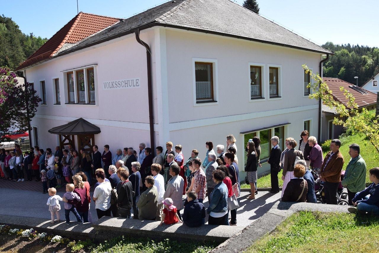 R. Jahn: Florianifeier 06.05.2018