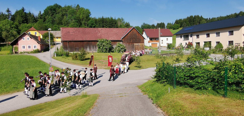 Rudi Jahn: Fronleichnam 20.06.2019