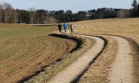Rudi Jahn: Walken in Ober Neustift