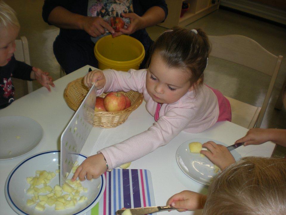 Herbstfest Kindergarten Gruppe 2 - 24.10.2018