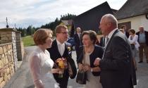R.Jahn: Hochzeit Fischer Thomas und Daniela