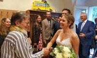 Rudi Jahn: Hochzeit Lukas und Stefanie Zahler 18.07.2020