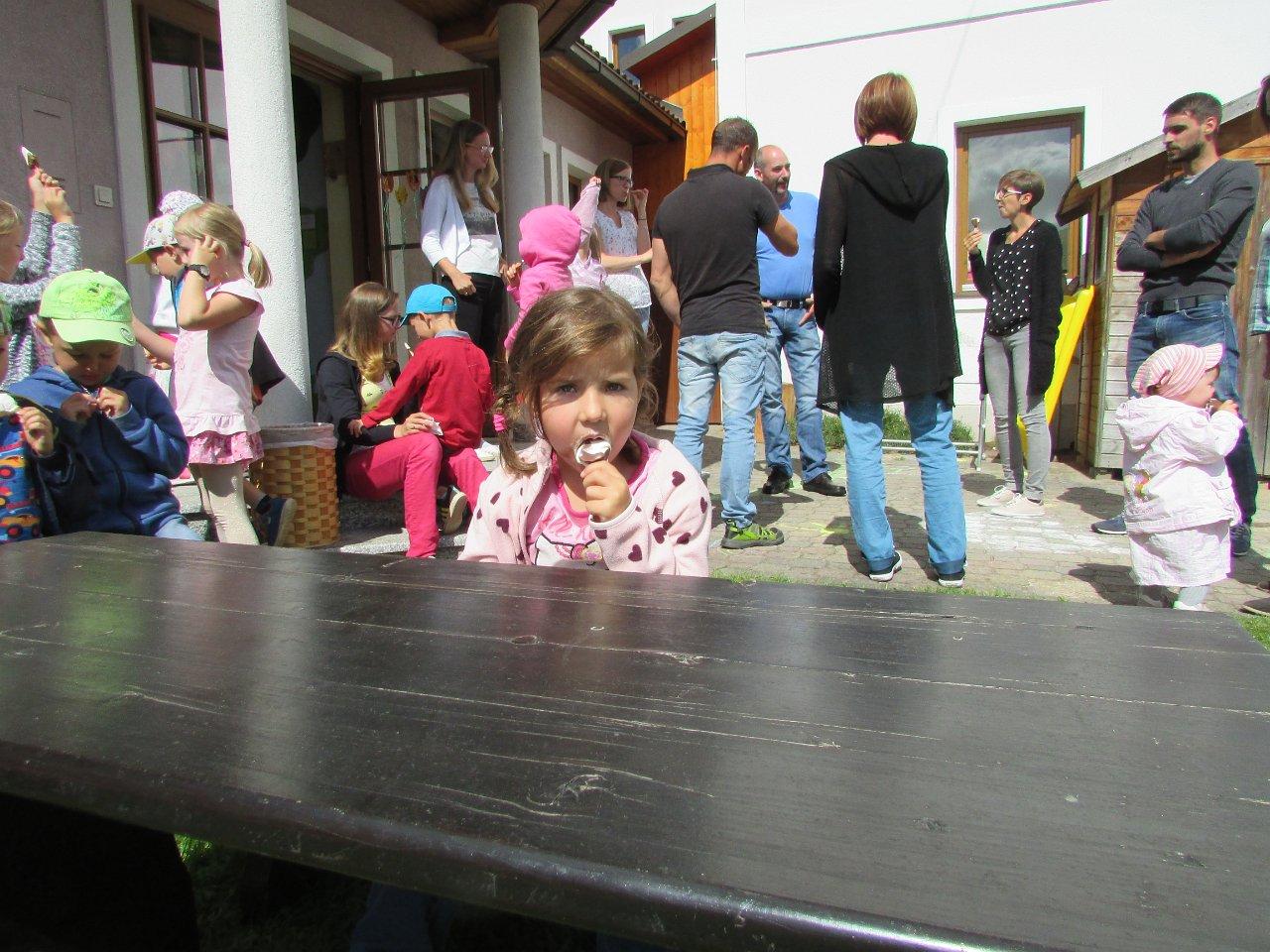 Abschlussfest Kindergarten 22.06.2018