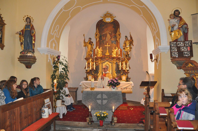 Franz Kitzler: Kirchliche Jubiläen 24.11.2019