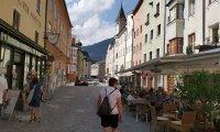 Rudi Jahn:  Rattenberg in Tirol  21.0.7.2021