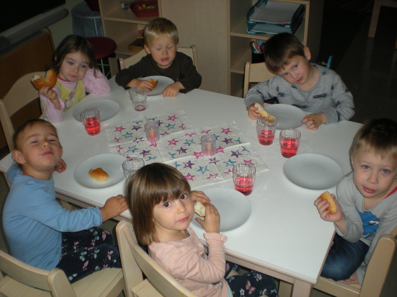 Laternenfest Kindergarten 08.11.2019