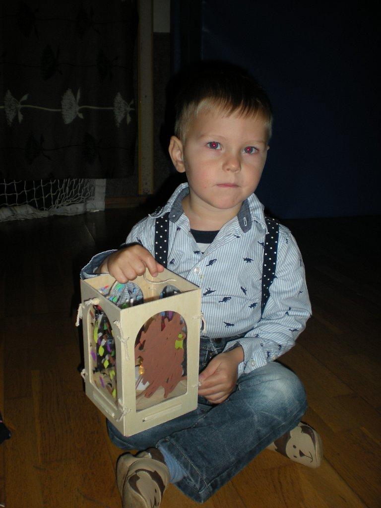 Martinsfest im Kindergarten 09.11.2018