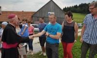 DSC_0552Franz Kitzler: Pfarrvisitation 17.06.2018 Kapelle Ober Neustift