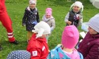 Das Rote Kreuz im Kindergarten 08.05.2019