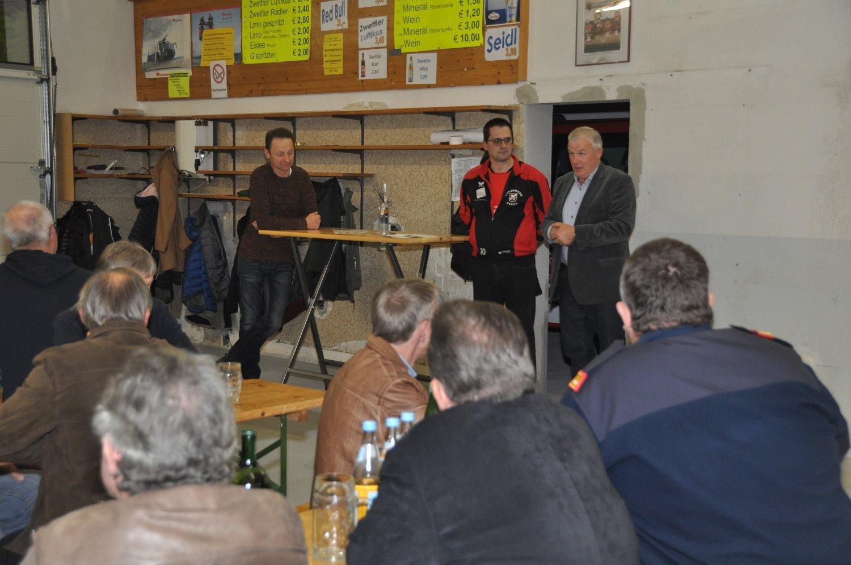 Franz Kitzler: Saisonabschluss FF Etzen 9.11.2019