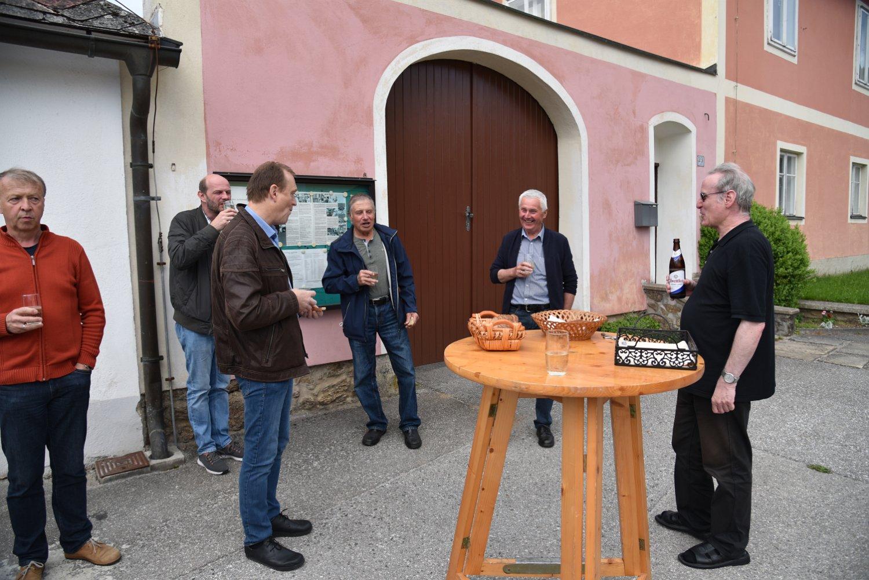 Franz Kitzler: Schauerfeiertags-Messe ORW/Blumau 10.06.2021