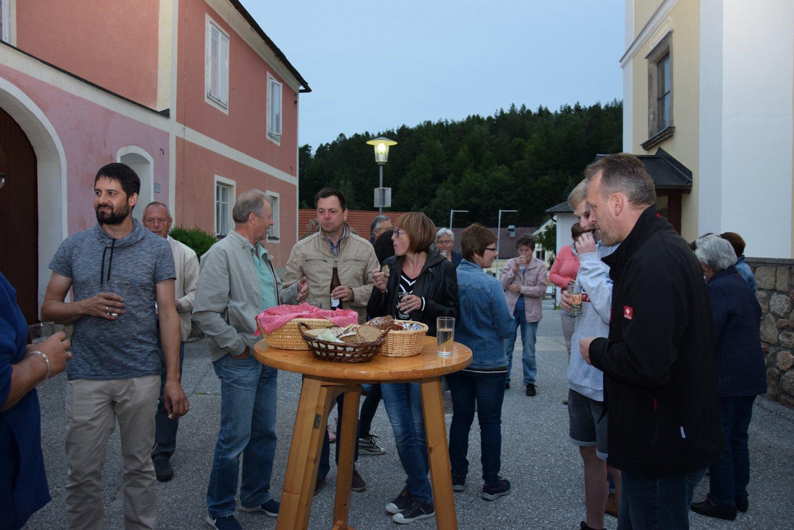 Rudi Jahn: Schauerfeiertags-Messe Etzen 08.07.2020