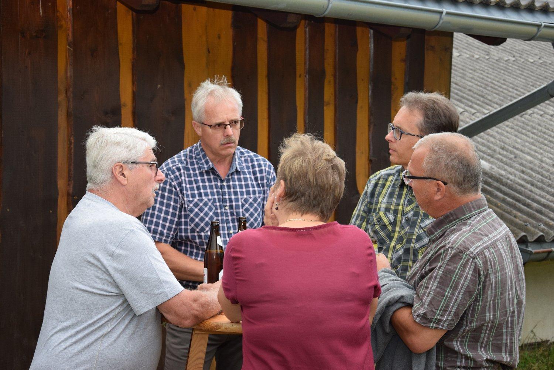 Rudi Jahn: Sonnwendfeuer 15.06.2019 Josefsdorf