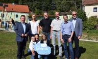 Rudi Jahn: Spielplatzeröffnung Etzen 21.09.2019