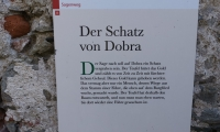 Enkelausflug Familie Jahn: Ruine Dobra