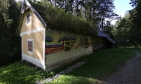 Enkelausflug Familie Jahn: Hundertwasserweg